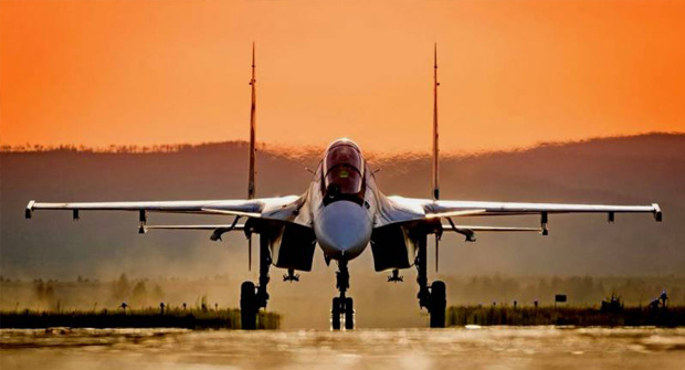 На что способен модернизированный истребитель «Супер Сухой»